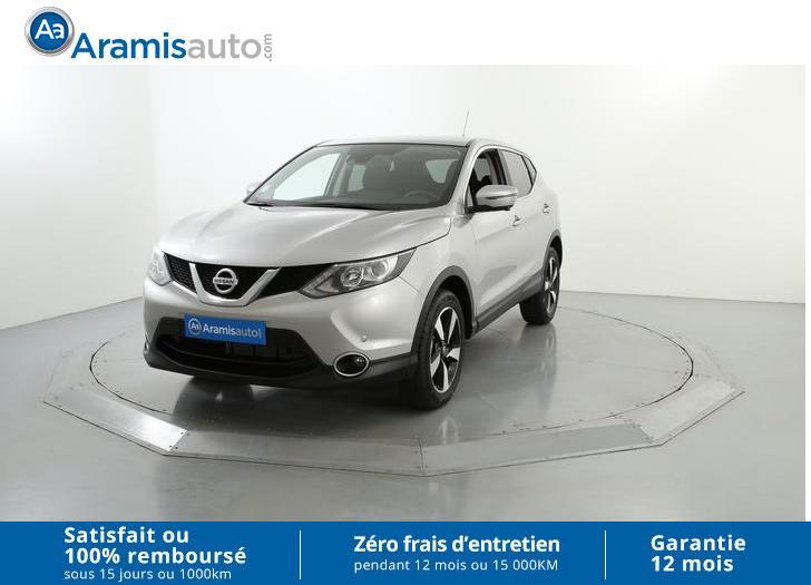 voiture nissan qashqai 1 2 dig t 115 n connecta occasion essence 2016 50 km 20455. Black Bedroom Furniture Sets. Home Design Ideas