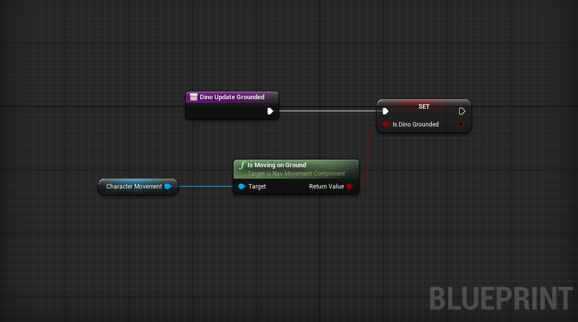 Unreal idiot unreal engine 4 tutorial how to tell your character is character grounded malvernweather Choice Image