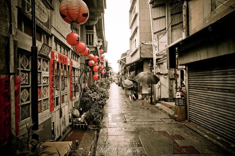 神農街。BY謝小川