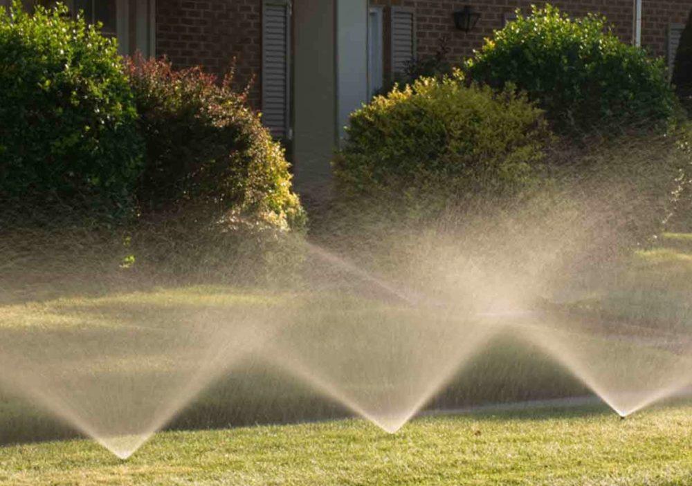 Bath sprinkler system