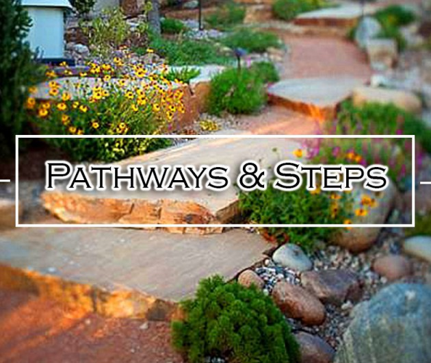 Pathways and Steps