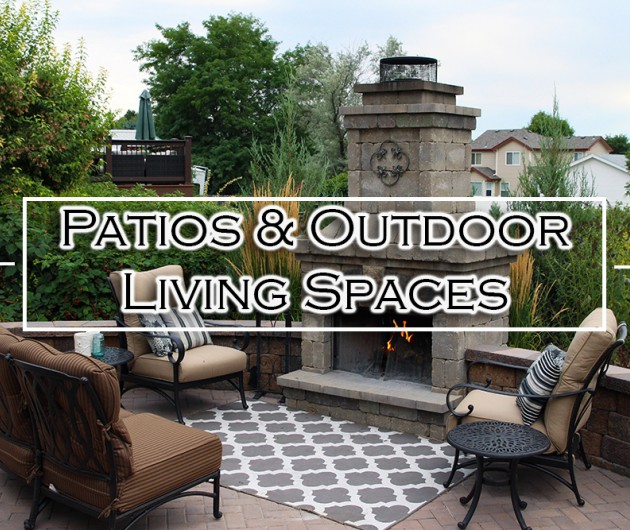 Patio and Outdoor Living Spaces
