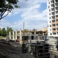 ЖК Панорамне містечко, Киев, 22 июля