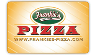 Frankie's Pizza Gift Card