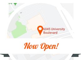 New Location - UBC