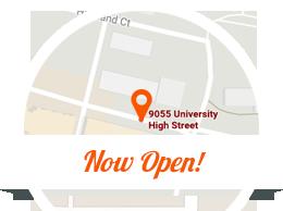 New Location - SFU Burnaby