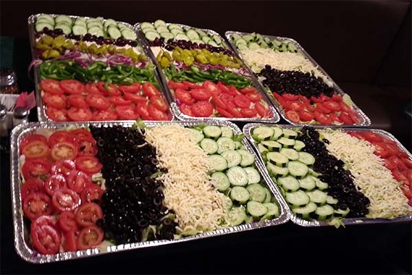 View Our Catering Menu