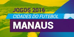 Jogos 2016 - Manaus
