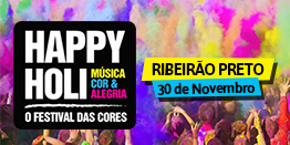 Happy Holi Ribeirão Preto 2014
