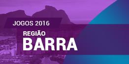 Jogos 2016 - Barra
