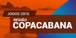 Jogos 2016 - Copacabana