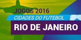 Jogos 2016 - Futebol