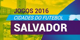 Jogos 2016 - Salvador