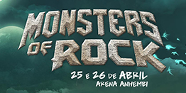 Festival Monsters Of Rock 2015