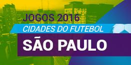Jogos 2016 - São Paulo