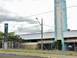 José Candido da Silveira Bus Station
