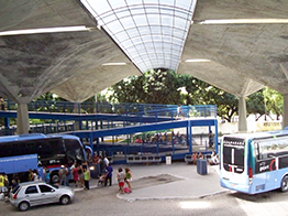 Fortaleza Bus Station