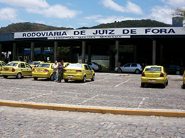 Juiz de Fora Bus Station