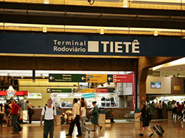 São Paulo Bus Station - Tietê