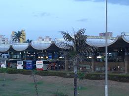 Uberlandia Bus Station