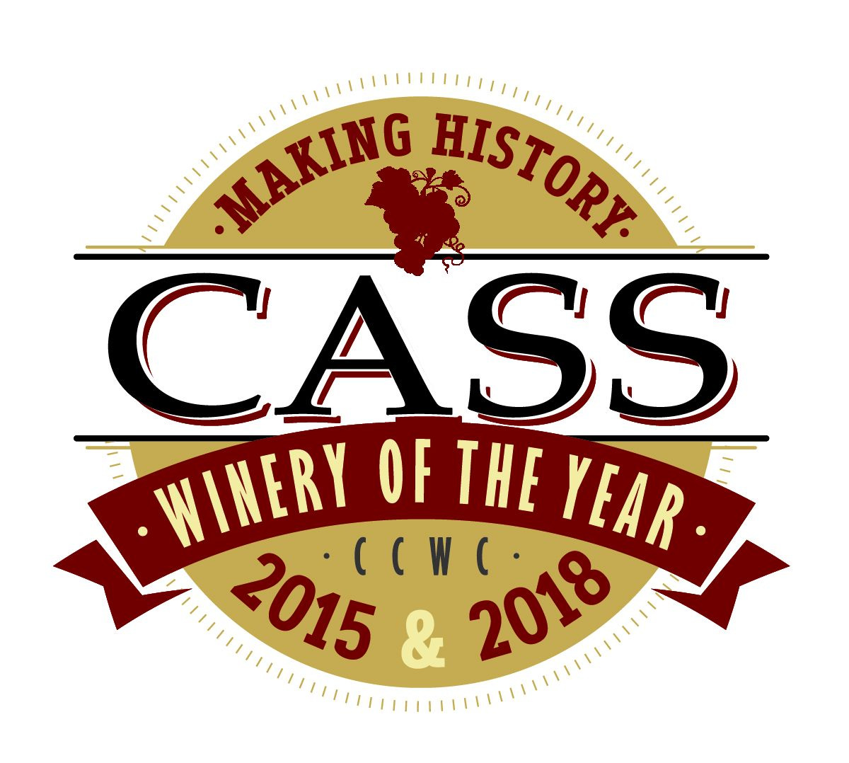 Winery of the Year Logo