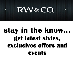 Stay in the Know with RW&Co.