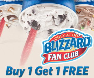 Join the DQ Blizzard Fan Club