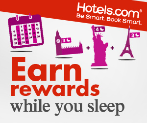 Hotels.com Welcome Rewards