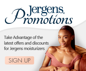Join Jergens for Special Offers