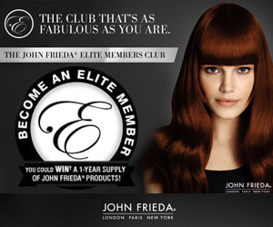Exclusive Styling Secrets from John Frieda