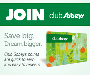 Join Club Sobeys and Save