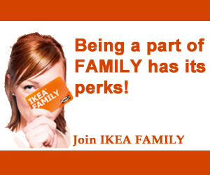 Join the IKEA Family