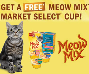 Meow Mix Updates and Specials