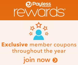 Join Payless Rewards and Save