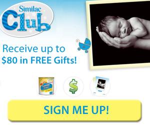 Similac Club Samples and More
