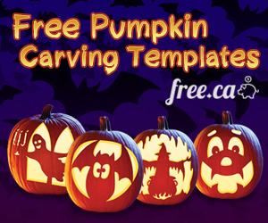 Free Pumpkin Carving Templates