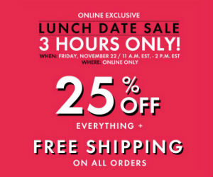 3 Hours Only: 25% off Everything at Dynamite