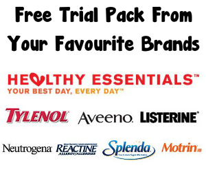 Free Trial Bundle from Healthy Essentials