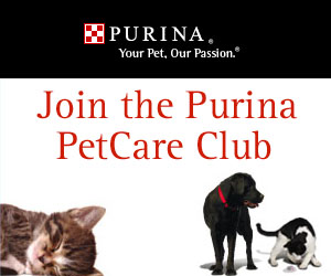 Join the Purina PetCare Club