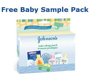 Johnson's & Johnson's Baby Sample Pack