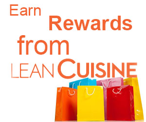 Earn Rewards from Lean Cuisine