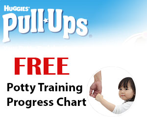 Free Potty Training Progress Chart