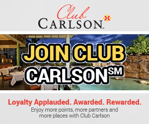 Sign Up for Club Carlson
