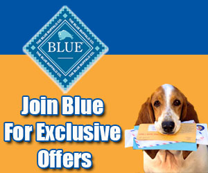 Join Blue Buffalo for Exclusive Offers