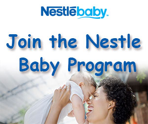 Join the Nestle Baby Program