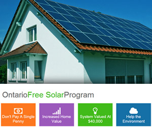 Get Free Solar Panels for Your Home