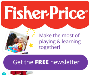 Join the Fisher Price Family Club