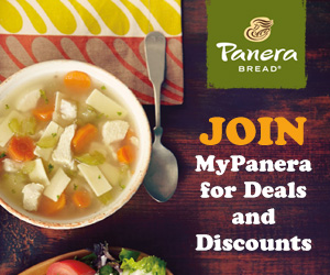 Join MyPanera for Deals and Discounts