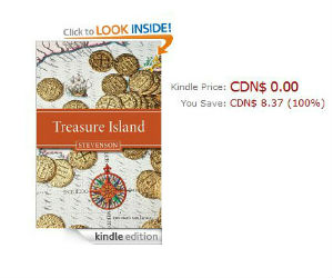 Free Treasure Island Kindle Edition