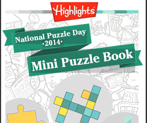 Download a Free Puzzle Book